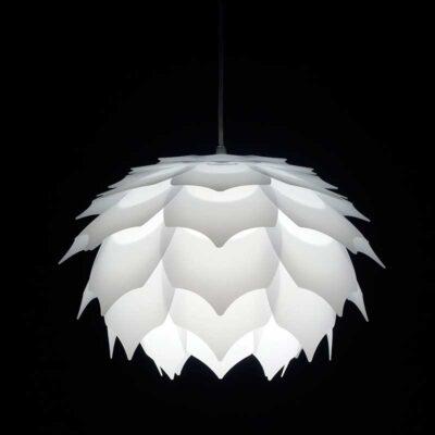 Светильник из пластика ПАНГО 2 (диаметр 43см)