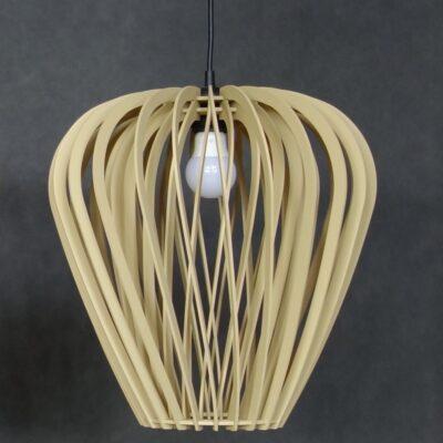 Светильник из дерева PARA 2 (цвет)