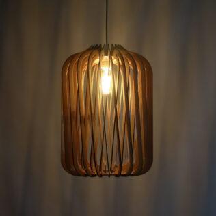 Светильник из дерева ФАЗЕНДА 1