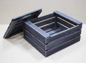Сувенир коробка из дерева