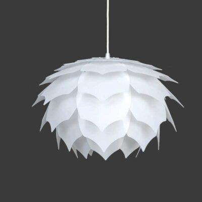 Светильник из пластика ПАНГО 2 (диаметр 58см)