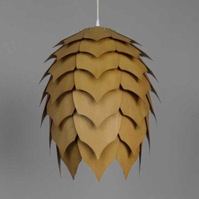 Светильник из дерева ПАНГО (липовая фанера)