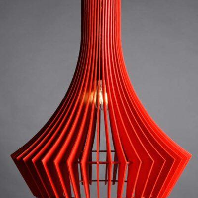 Светильник из дерева LightsWood Decanter