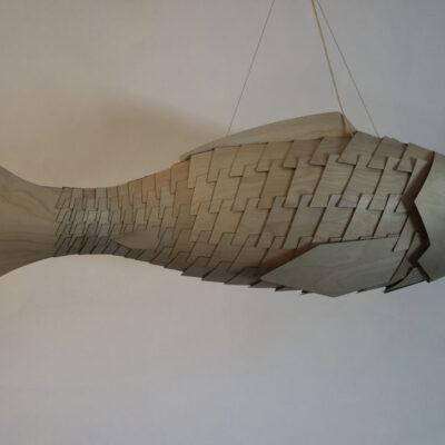 светильник из фанеры для интерьера