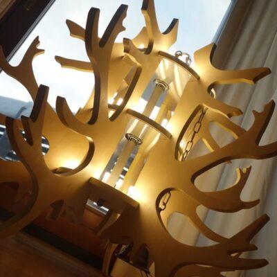 светильники из дерева lightswood
