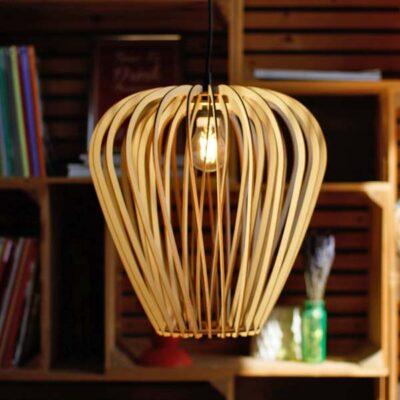 светильник из фанеры PARA